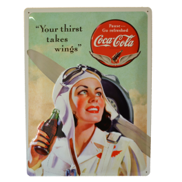 Coca Cola  Wings