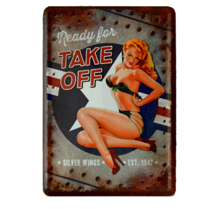 Pin Up Take Off