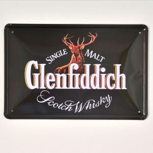 Chapa Metálica Gledfiddich