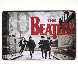 Chapa Metálica Beatles