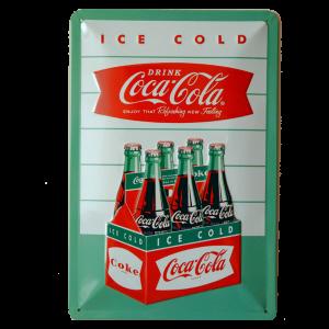 Coca Cola Ice Cold Caja