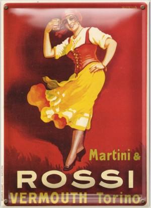 Rossi Vermouth Torino