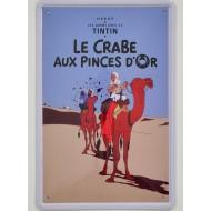 Tintin, Le Crabe aux Pinces d'Or