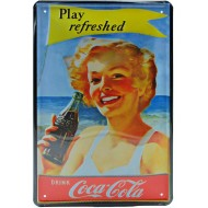Coca Cola Play Refreshed