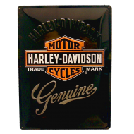 Harley Logo Genuine