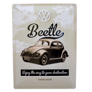 Volkswagen Beetle, Think Small