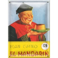 Flan Chino El Mandarin