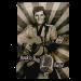 Cartel Publicitario Elvis Sol japones