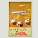 Cartel Metálico Iberia, Fly to Spain