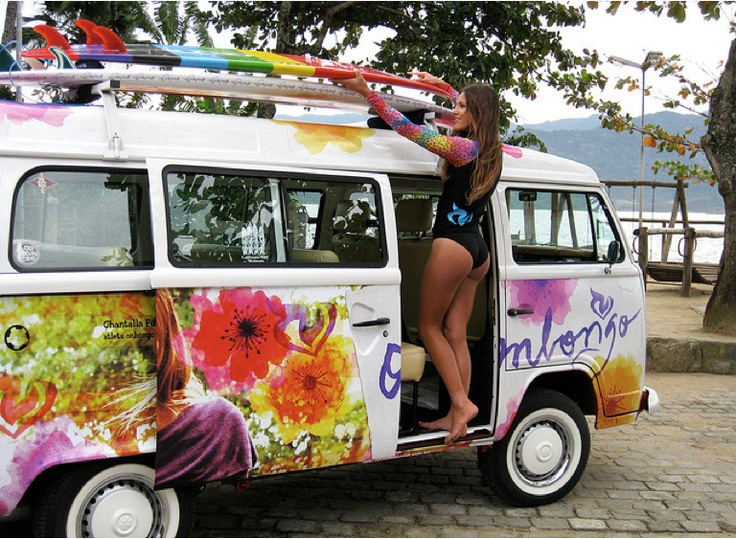 SURF DECORACION VOLKSWAGEN